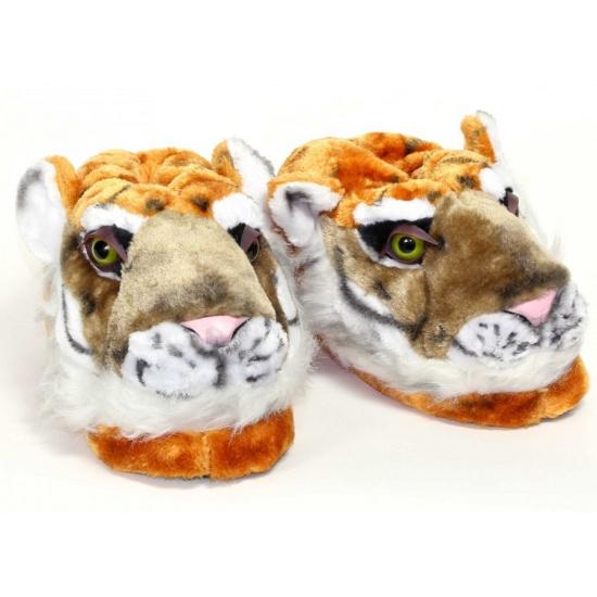 Patte De Tigre Pantoufles Pour Les Hommes ZYsY8wZ3